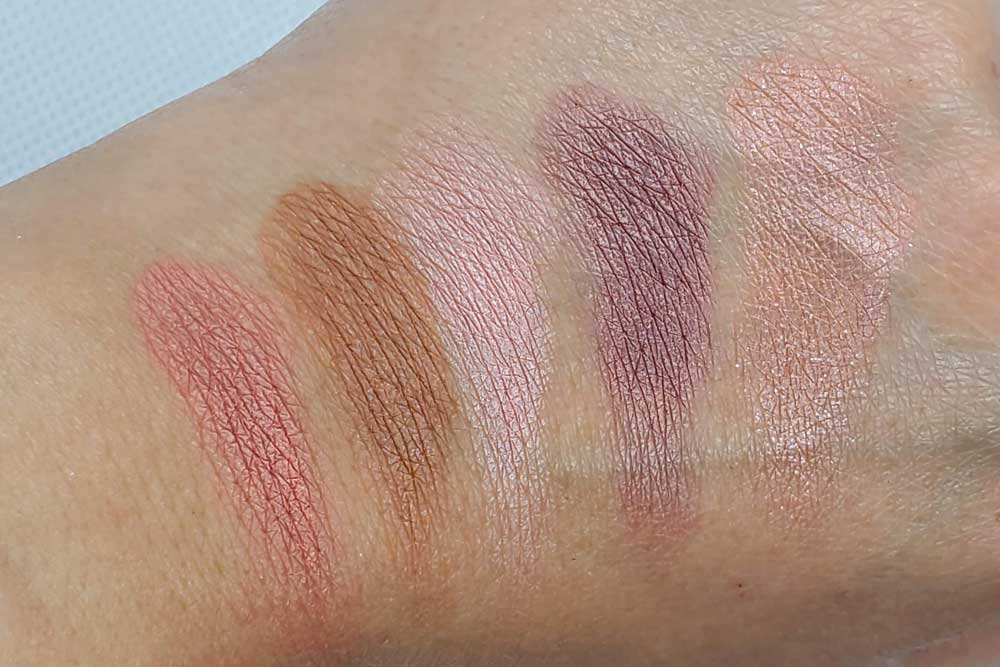 Nars Deep Throat, Madly, Bumpy Ride, Sin, Unlawful Swatches