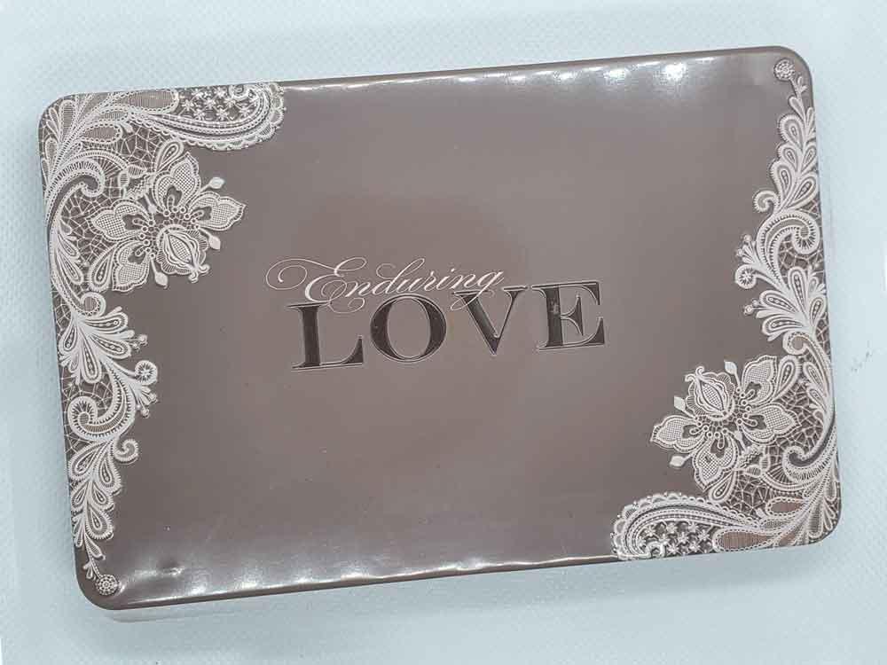 Sydney Grace Enduring Love Palette