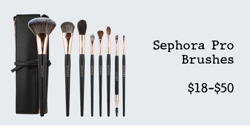 Sephora Pro Brushed Discontinued