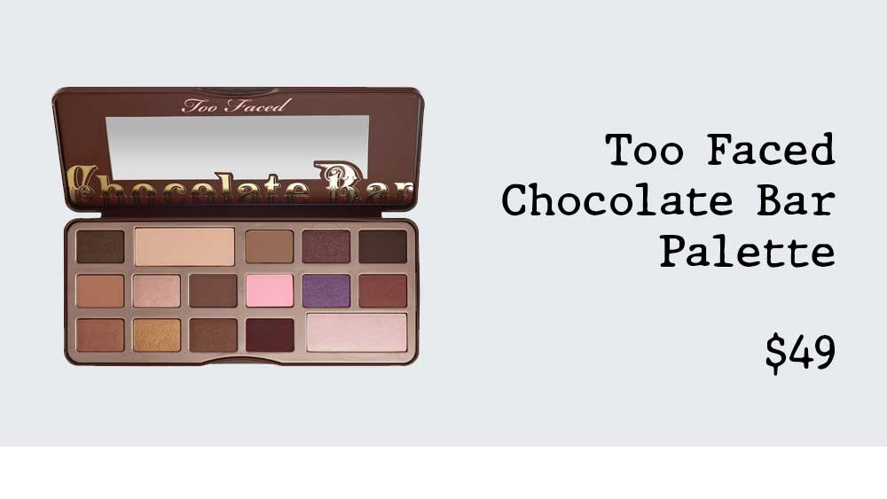 Too Faced Chocolate Bar Discontinued