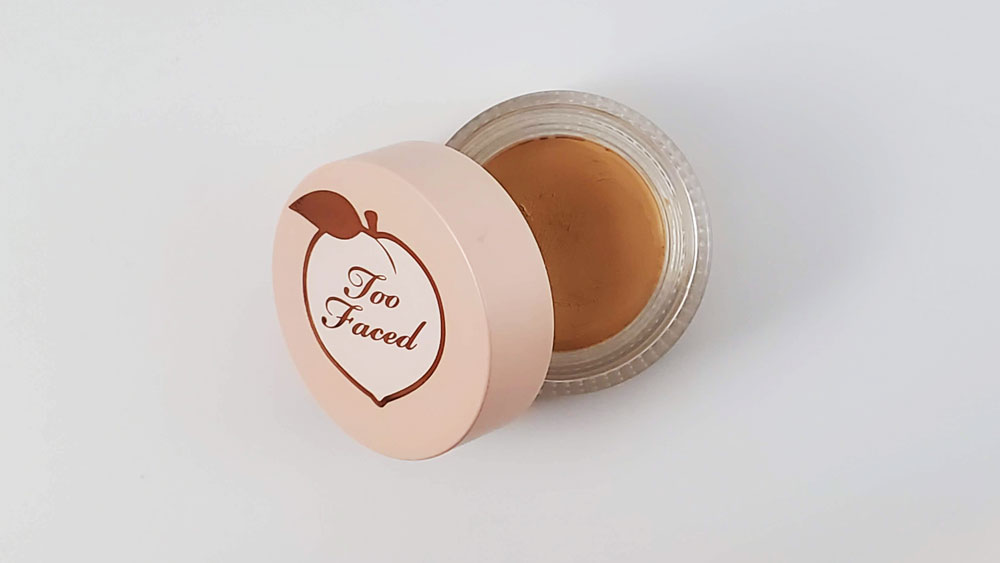 Too Faced Peach Perfect Concealer Review