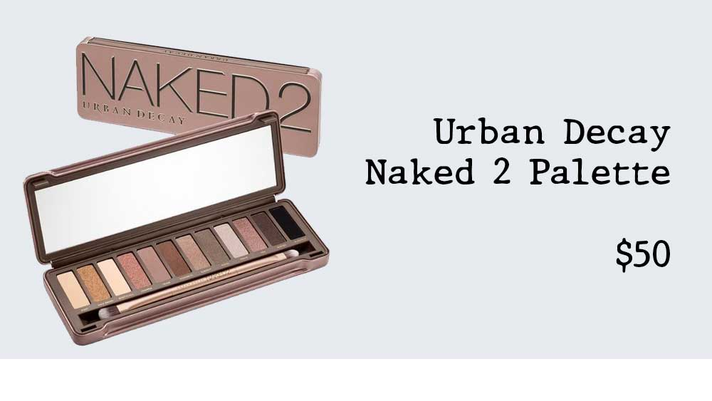 Urban Decay Naked 2 Palette Discontinued