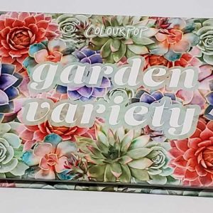 Colourpop Garden Variety Palette Review
