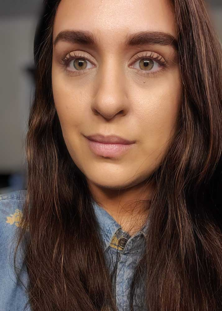 Wearing Pat McGrath Skin Fetish Foundation