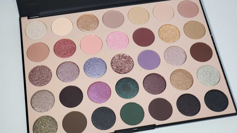 Morphe 35C Everyday Chic Review