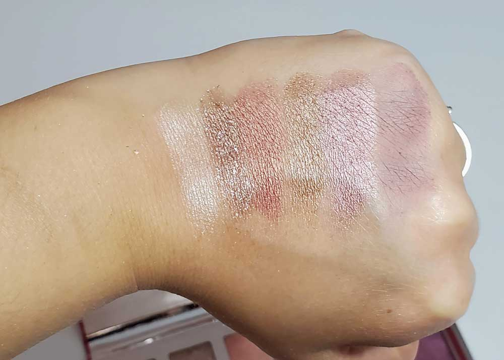 Buxom Boss Babe Dolly Swatches