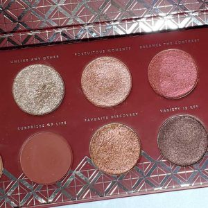 Zoeva Spice of Life Palette Review