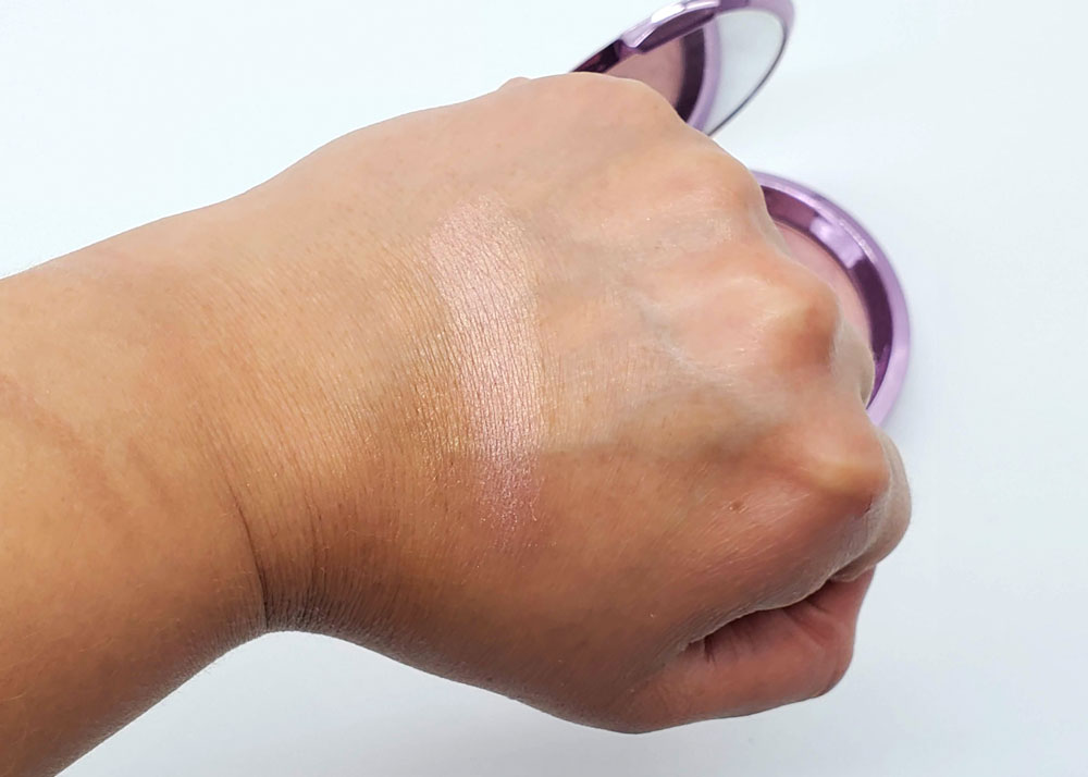 Lilac Geode Swatch