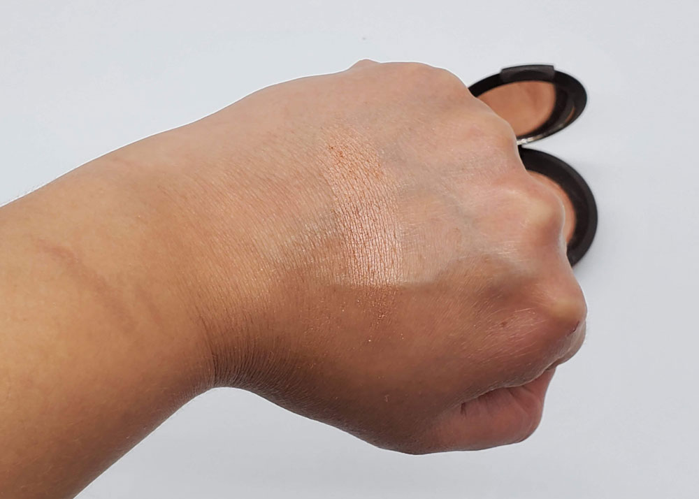 Rose Gold Swatch