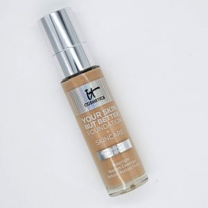 it cosmetics your skin but better foundation review