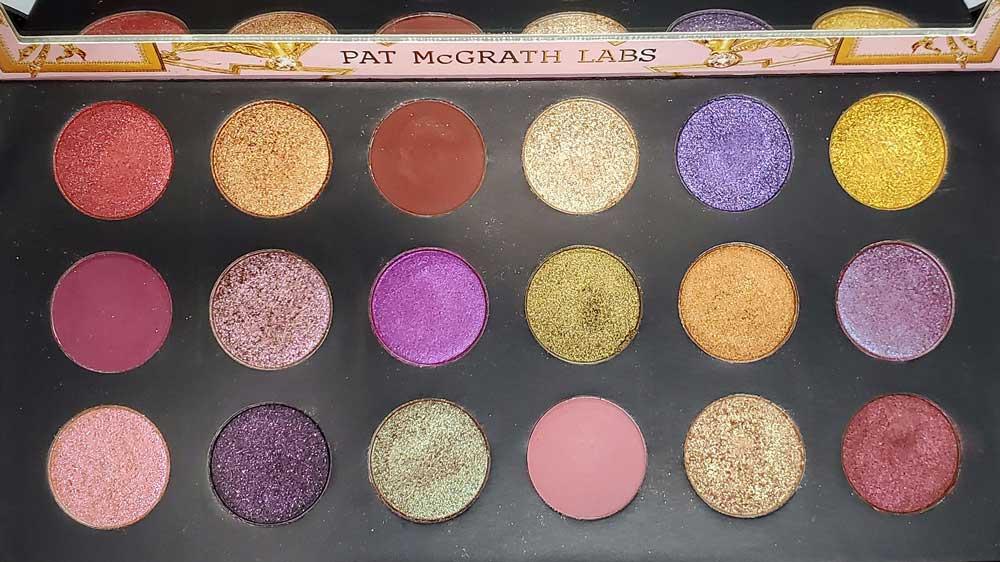 Pat McGrath Celestial Divinity Review