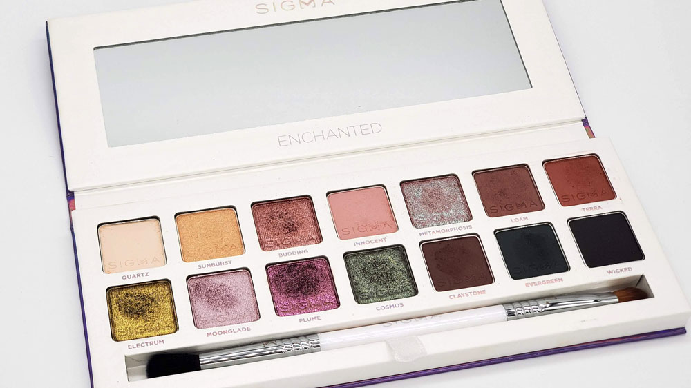 Sigma Enchanted Palette Review