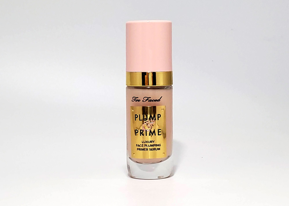 too faced prime and plump primer