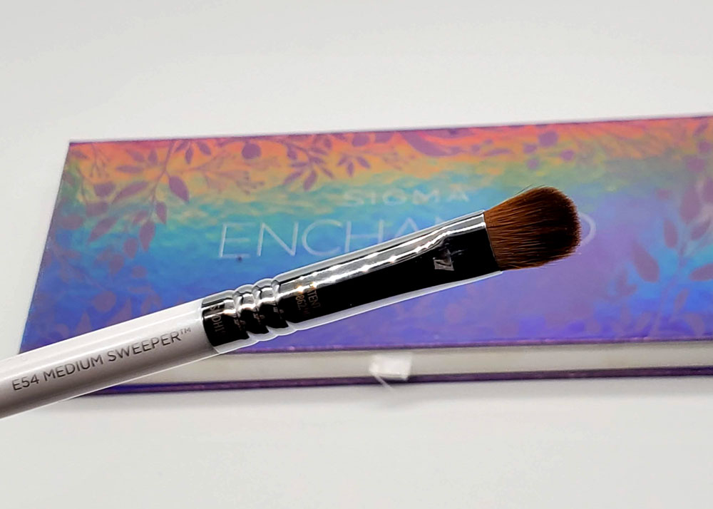 e54 brush