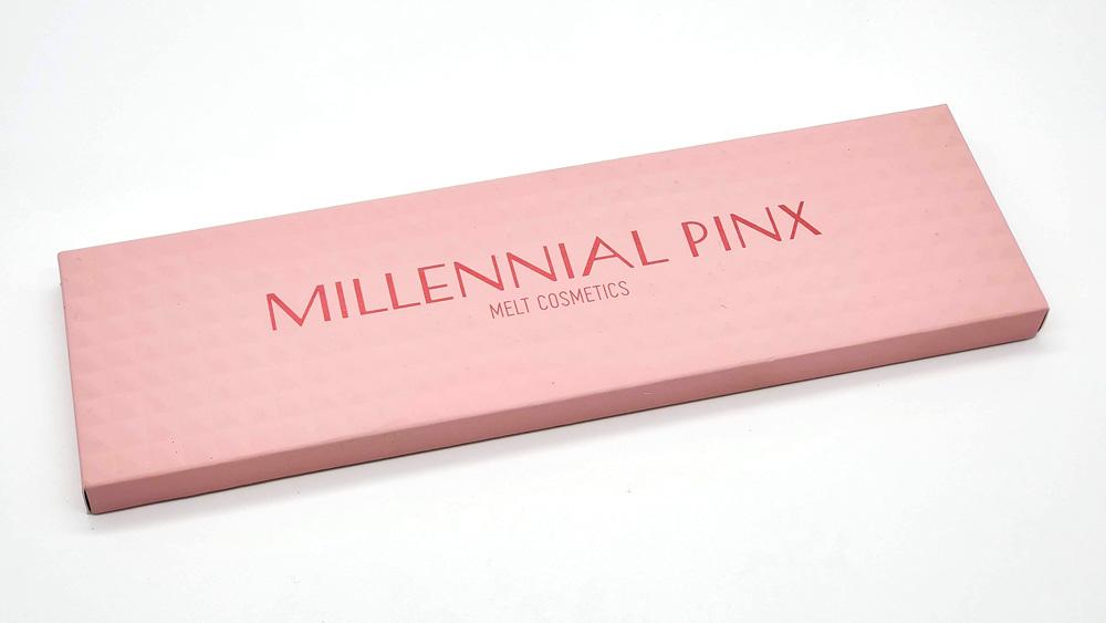 melt cosmetics millennial pinx