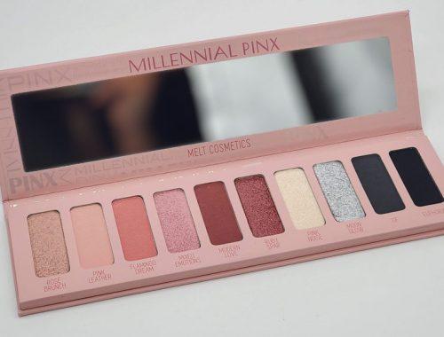 Melt Cosmetics Millennial Pinx Review