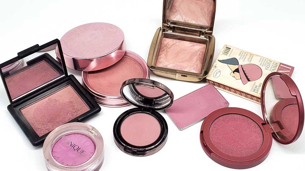 best purple blush