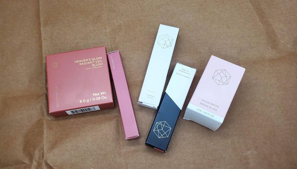review of em cosmetics