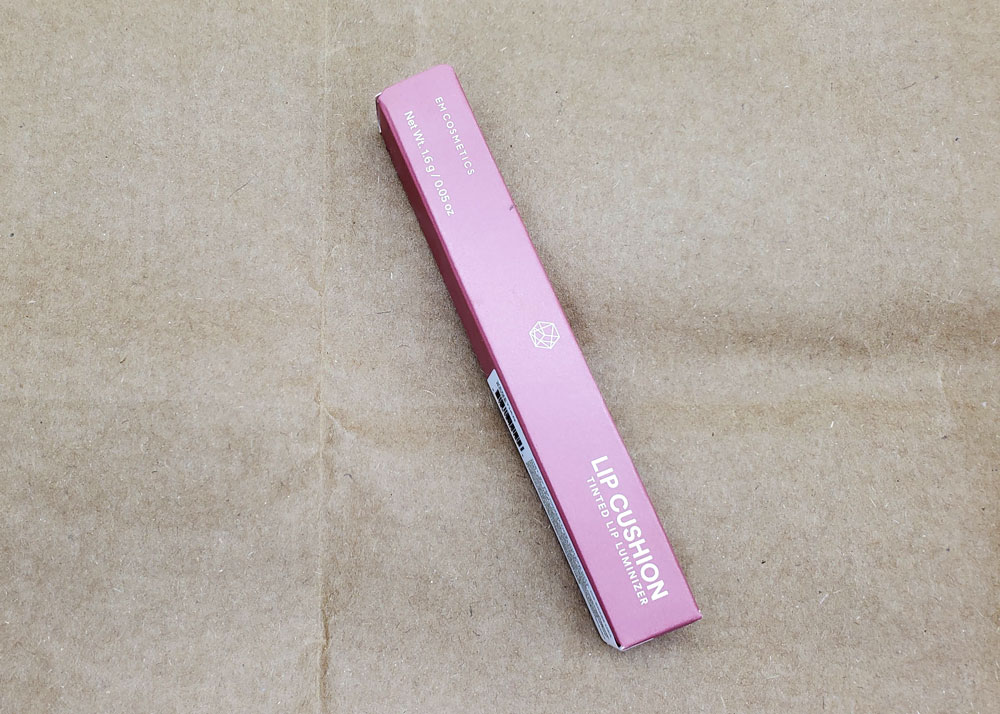 em cosmetics lip cushion review