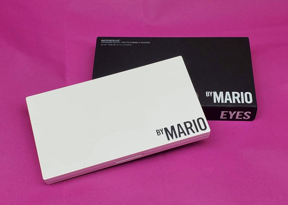 by mario master metallics palette