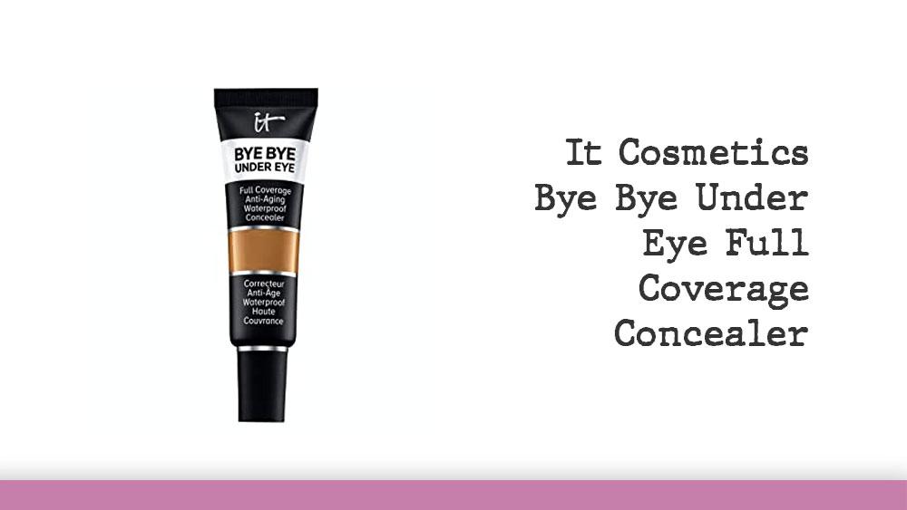 it cosmetics bye bye under eye concealer erase paste dupe