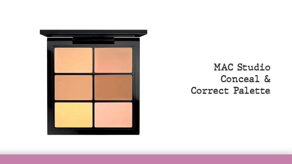 Mac Studio Conceal Correct Palette