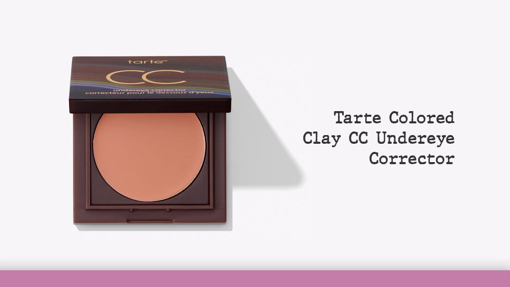 Tarte colored Clay CC Corrector Benefit Boi-ing Brightening Concealer Dupes